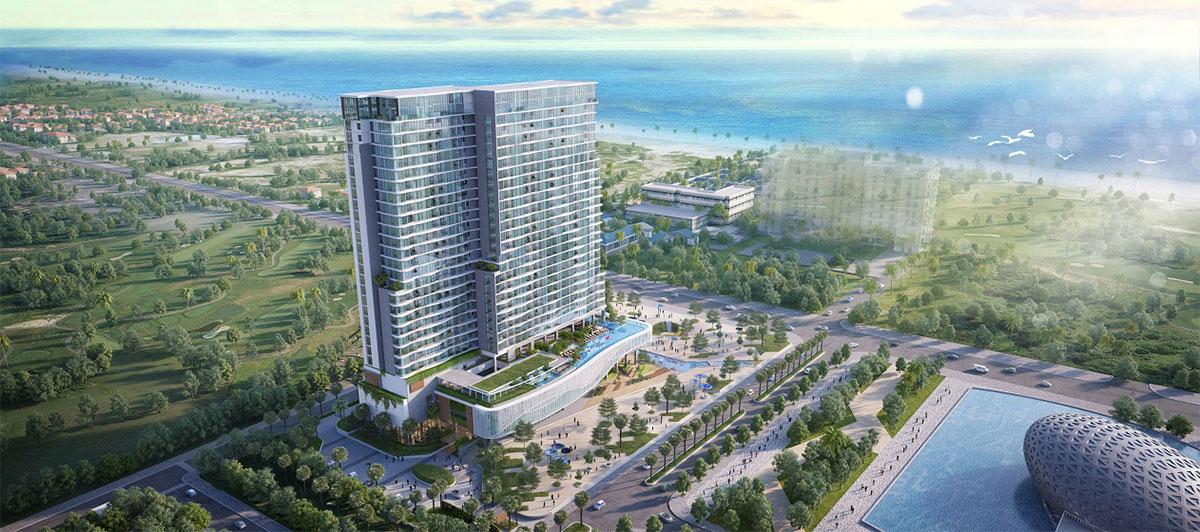 Coco Ocean Spa Resort tại Cocobay Đà Nẵng