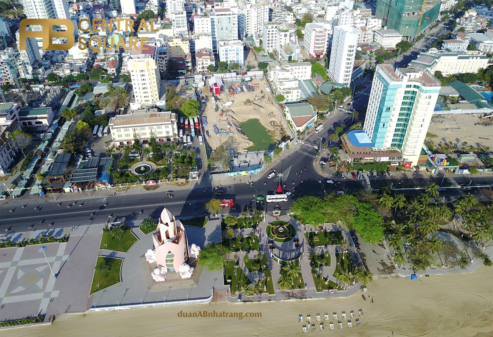 Tiến độ xây dựng AB Central Square Nha Trang