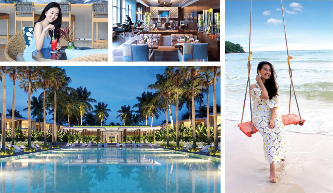 Dự án Vogue Resort bãi dài Cam Ranh Nha Trang