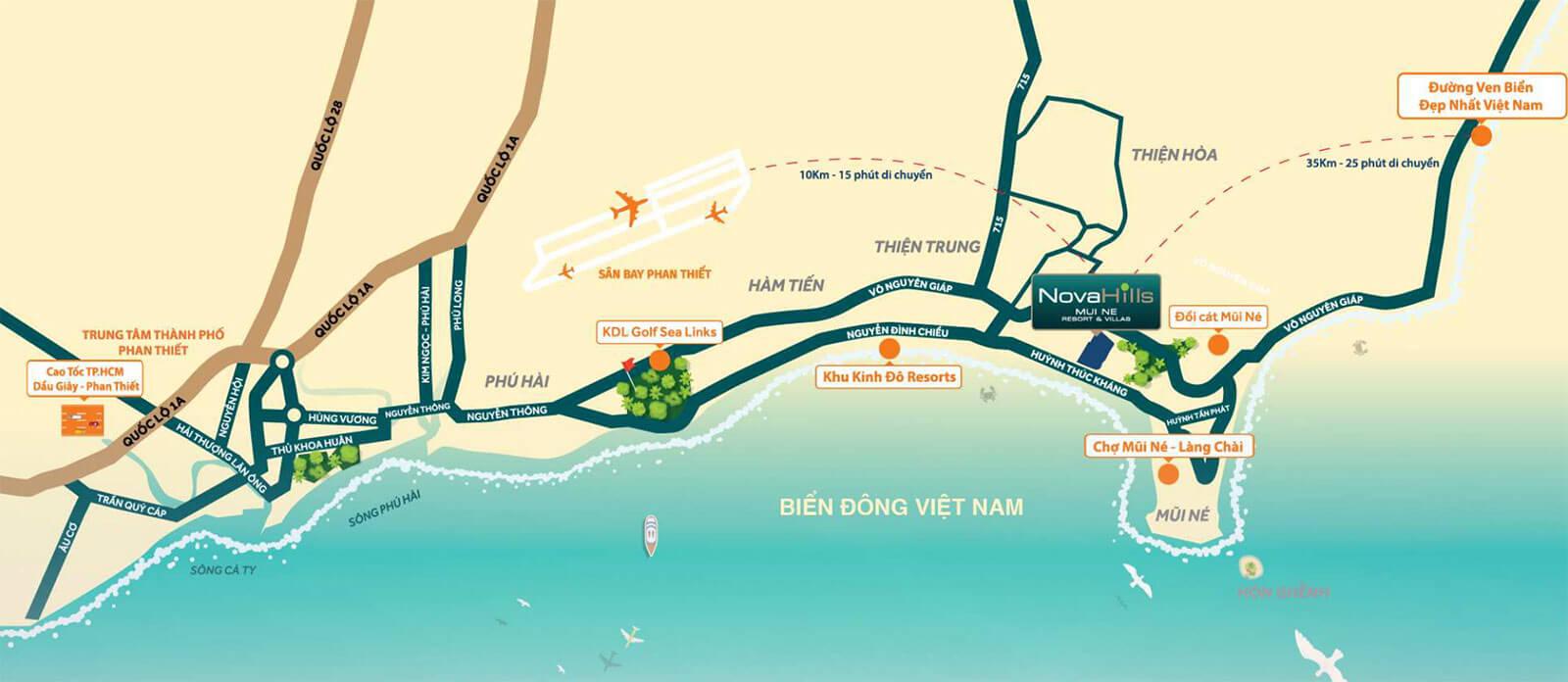 Biệt thự biển Avani Phan Thiết
