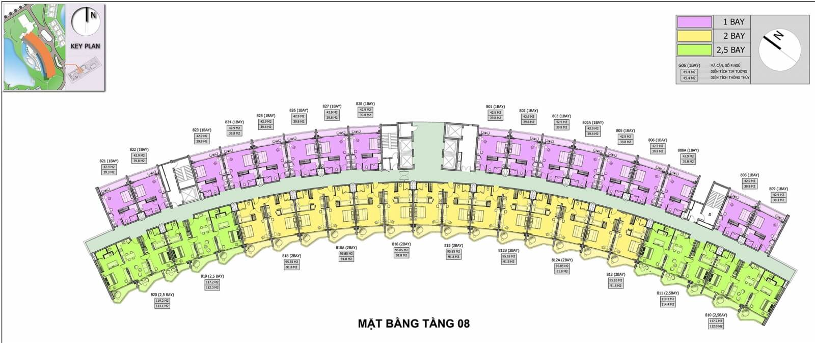 mat bang condotel Movenpick phu quoc