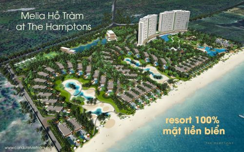 Melia Hồ Tràm at The Hamptons