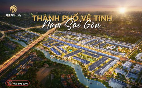 The Sol City Nam Sài Gòn